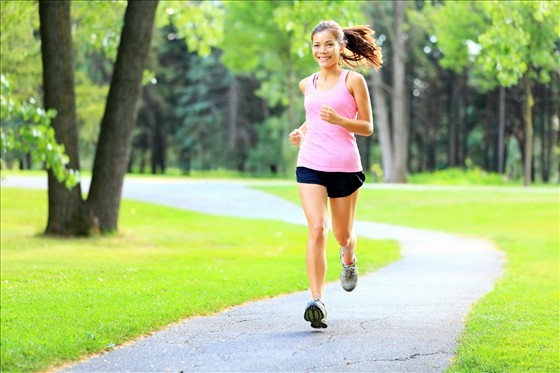夏天跑步减肥 坚持9个要点才有效